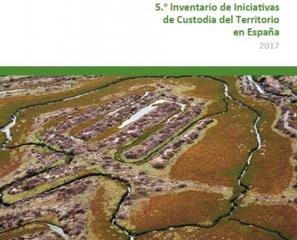 Publicado el Informe del 5.º Inventario de Iniciativas de Custodia del Territorio en España