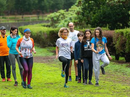 La Escuela de Trail Transgrancanaria organiza una jornada de actividades para todas las edades