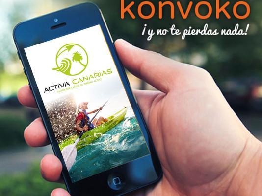 Sigue a Activa Canarias en Konvoko