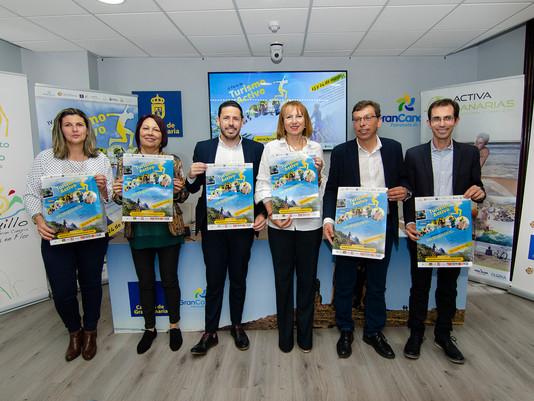 La Feria de Turismo Activo de Valsequillo celebra su cuarta edición mostrando la diversificación tur