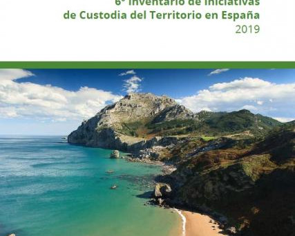 Publicado el 6º Inventario de Iniciativas de Custodia del Territorio en España