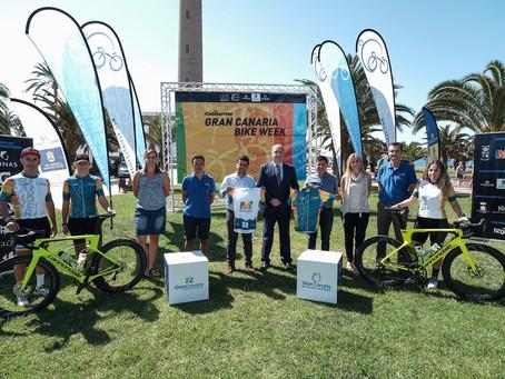 La Gran Canaria Bike Week presenta los maillots de la 31 edición