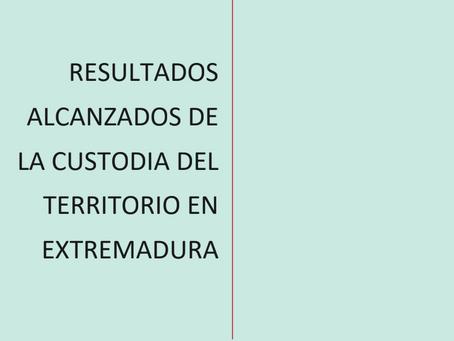 Promoción del Patrimonio Natural de Extremadura a través de iniciativas de Custodia del Territorio
