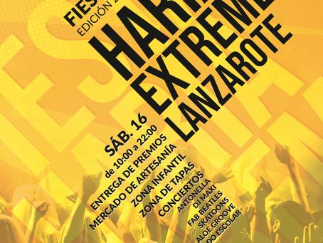 El corredor de Haría Extreme Lanzarote 2019 lucirá una camiseta exclusiva homenaje a César Manrique