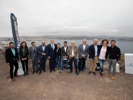 La Transgrancanaria HG 2020 se presenta con una espectacular panorámica de la capital
