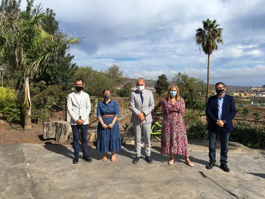 La Feria de Turismo Activo ofrece el escaparate de Valsequillo de Gran Canaria en formato virtual