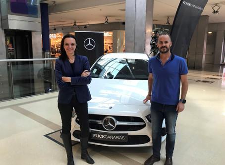 Mercedes-Benz, vehículo oficial de DG Eventos para 2020