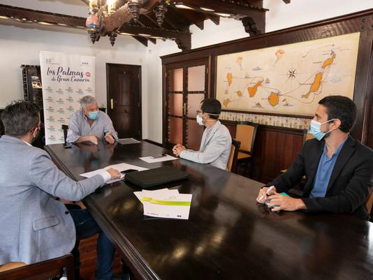 Activa Canarias colabora con Turismo de Las Palmas de Gran Canaria para reactivar el destino