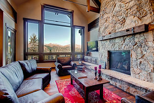Three Sisters Lookout Breckenridge Colorado 3D Matterport Virtual Tour. Photo by Summit Multimedia