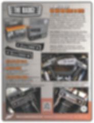 M8 Badge Sell Sheet Dealers PreSale 0213