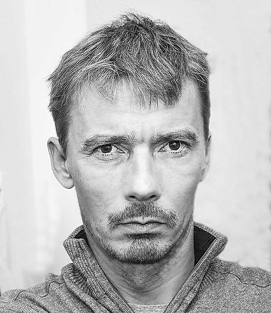 Autoportrait Maxime Tytgat