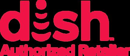 DISH_AuthorizedRetailer_RED_LOGO_Stacked
