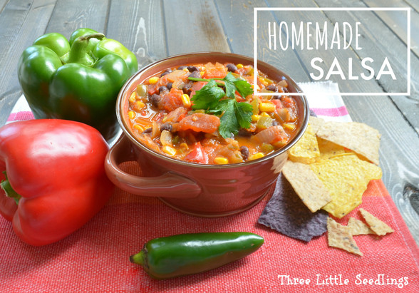 🌶Homemade Salsa