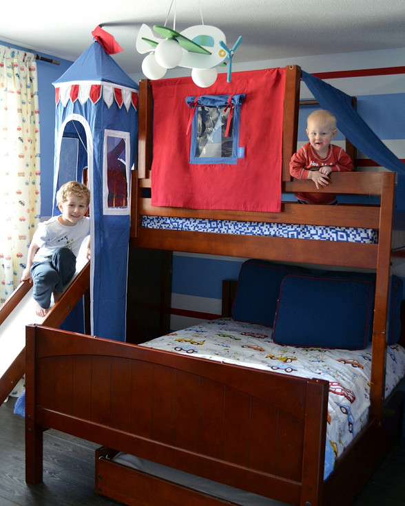 Our Maxtrix Bunk Bed
