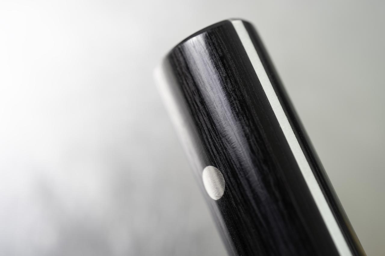 Kasumi knife handle