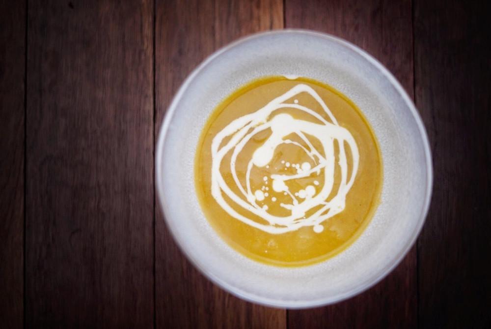 A heartwarming soup this winter
