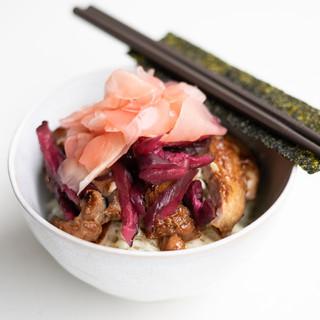 Teriyake chicken bowl