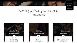 """""""My music"""" w Swing & Sway At Home - Twoje ulubione utwory w jednym miejscu!"""