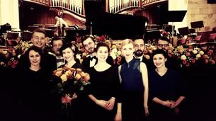 Występ Swing & Sway w Filharmonii Narodowej