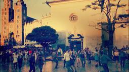 Street Dancing z Swing & Sway - Swing pod gołym niebem