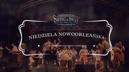 Niedziela Nowoorleańska i nocny dancing pod gołym niebem   Niedziela 1.07