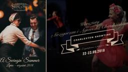 ZAJĘCIA CHOREOGRAFICZNE - LINDY HOP & CHARLESTON
