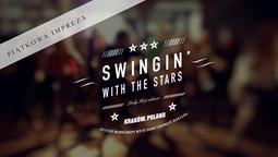 Swingin' With The Stars - Piątkowa impreza w Pałacu Czeczotka   6.07.2018