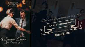 LET'S SWINGOUT! VARIATIONS & STYLING