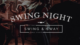 SWING NIGHT - SWINGOWE IMPREZY W KABARECIE