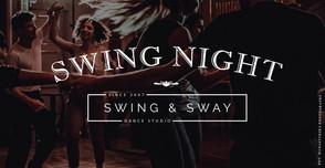 SWING NIGHT - SWINGOWE IMPREZY W KABARECIE