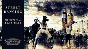 Street Dancing Swing & Sway - Swing Pod Gołym Niebem