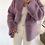 Thumbnail: Reversible faux lambskin coat