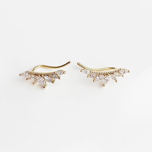 small angel ear cuffs
