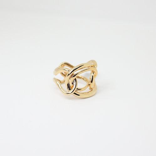 Gold chain R