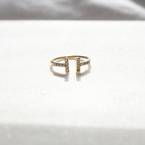 classic T Ring
