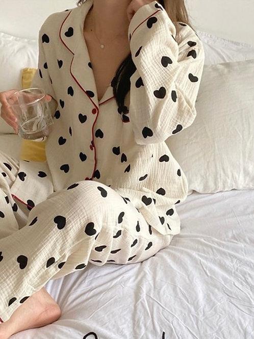 Home wear Pajama set