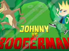 Johnny Vs. Boogerman