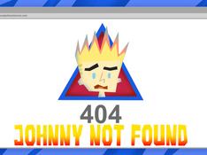 404 Johnny Not Found