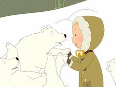 Caillou and the Polar Bears