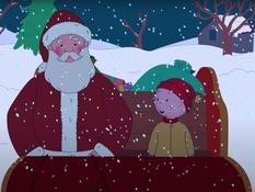 Caillou Saves Christmas