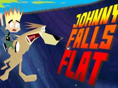 Johnny Falls Flat