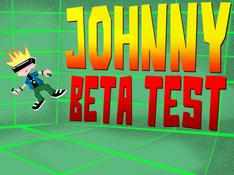 Johnny Beta Test
