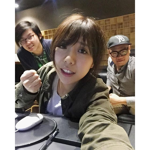 Finished all the recording and tracking of Jonas' album now!!! One more song for mixing!! So release