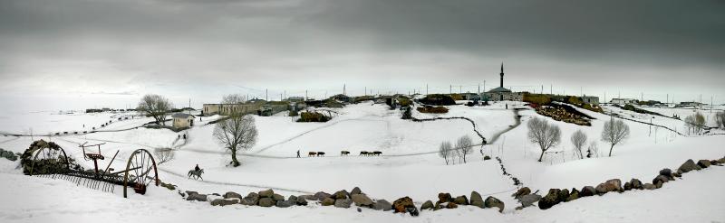 Nuri Bilge Ceylan /Köy,Kars 2004