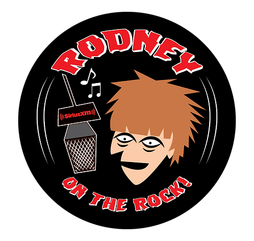 """copy of """"Rodney On The Rock Red"""" Button"""