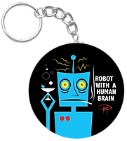 Robot With A Human Brain Keychain-01.png