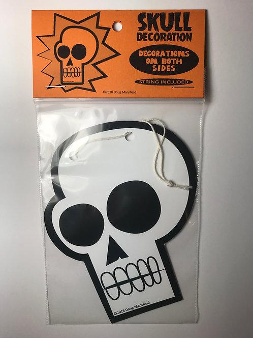 """""""Skull"""" Decoration"""