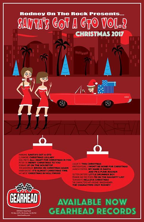 """Rodney Bingenheimer """"SGAGTOV2"""" 11x17 Poster Front"""
