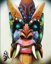 Borunca Mask 2