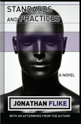science fiction novel by Jonathan Flike